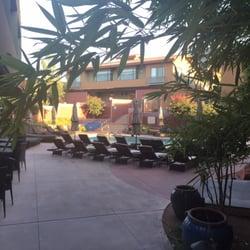 Sedona Rouge Hotel & Spa - Sedona, AZ, États-Unis. The pool area