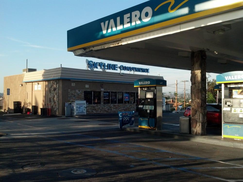 Valero Gas Prices >> Valero Gas Station - Gas & Service Stations - Skyline - San Diego, CA - Reviews - Photos - Yelp