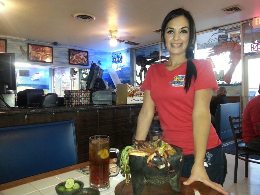 Mexican Seafood Restaurants Mesa Az