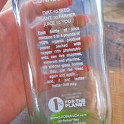 Juice Ranch - Yoda has been consumed. What a great bottle. - Santa Barbara, CA, Vereinigte Staaten