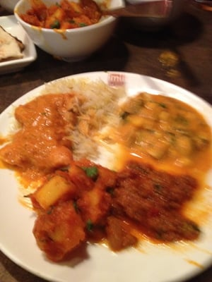 Fabulous food and the wait staff couldn't be better. Don't hesitate to come here for great Indian food.