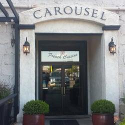 Carousel French Cuisine - Yakima, WA, États-Unis. The entrance.  A former Opera House.