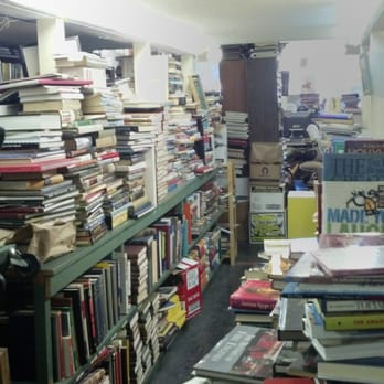 Barbers Back Door Book Shop - Fort Worth, TX, United States