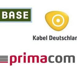 Kabel Deutschland - Primacom - E-Plus - Base Shop, Leipzig, Sachsen