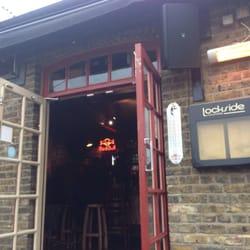 Lockside Lounge, London