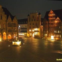 Tempelhaus, Hildesheim, Niedersachsen, Germany