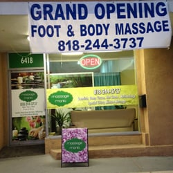 massage mania glendale