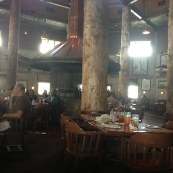 Islamorada fish company seafood restaurants denver co for Fish tank fireplace