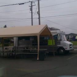Taquería El Gallo - Medford, OR, États-Unis. Ya its a taco truck....
