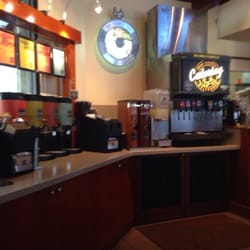 Corner Bakery Cafe Rancho Cucamonga Ca United States Unlimited Coffee 4 Different Kinds