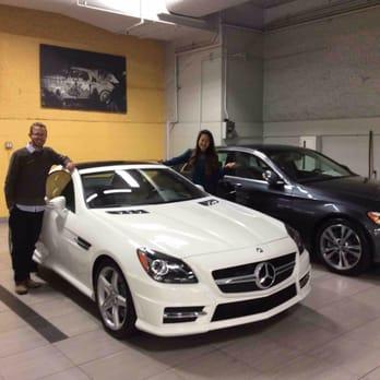 Mercedes benz of beverly hills 61 photos 304 reviews for Downtown mercedes benz service