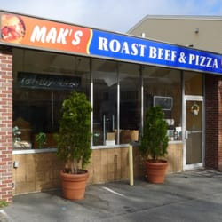 Maks roast beef pizza norwood ma vereinigte staaten for Central motors norwood ma