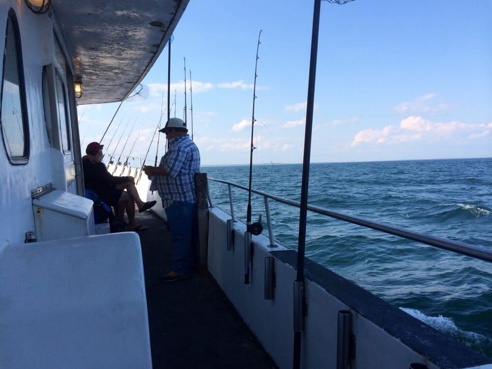 Frances fleet boat charters narragansett ri yelp for Frances fleet fishing