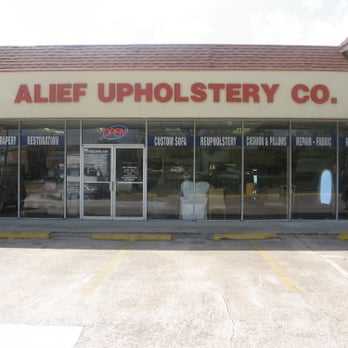 Alief Upholstery Co 15 s Furniture Reupholstery