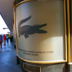 Lacoste Flagship Store, Cologne, Nordrhein-Westfalen, Germany