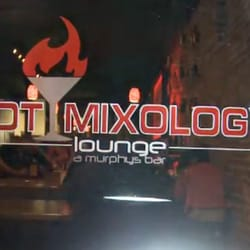 Hotmixology Lounge: A Murphys Bar logo