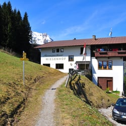 Alpengasthof Wiesenhof, Mayrhofen, Tirol, Austria