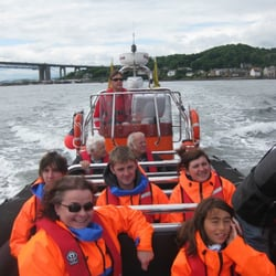 Forth Sea Safaris - boat trips, Inverkeithing, Fife, UK