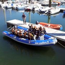 Le bateau Eau Libre
