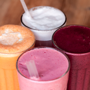 Freshly squeezed juices & smoothies