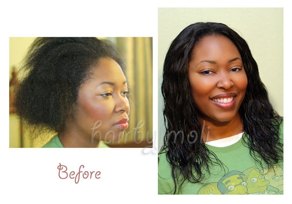 - African American Sew in Hair weave extensions. San Diego. Virgin ...