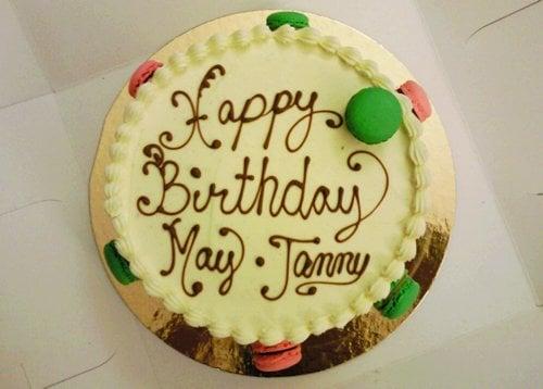 ... States. buttercream birthday cake with raspberry & lemon filling