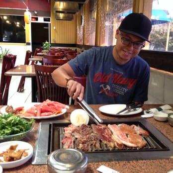 Seoul Garden Korean Bbq Restaurant Victorville Ca United States Yelp