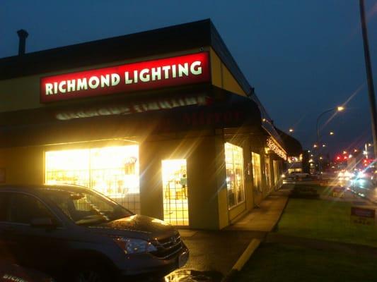 Richmond Lighting Richmond Bc Yelp
