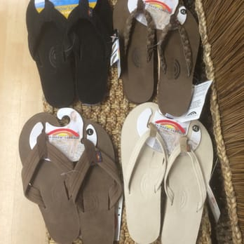 Where To Buy Rainbows Sandals | What to look for when buying. Rainbow Thick Strap Flip Flop | DSW