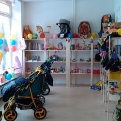 Kunterbunt Kinder-Secondhand, Hamburg