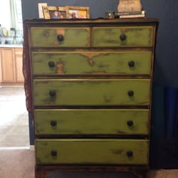 Stuff Furniture Consignment Shop San Diego Ca United States Super Cool Dresser We Found There