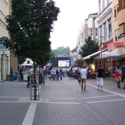 Public Viewing, Neuwied, Rheinland-Pfalz
