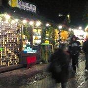 Heidelberger Weihnachtsmarkt, Heidelberg, Baden-Württemberg