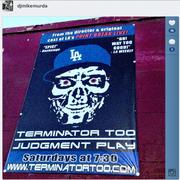 Terminator Too Judgement - Los Angeles, CA, États-Unis