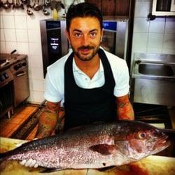 Chef Omar Di Santo
