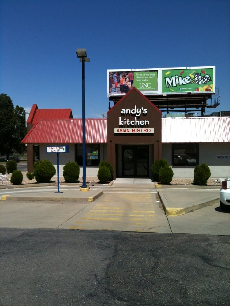 Andy S Kitchen Asian Fusion Restaurants Southwest Denver Co United States Reviews