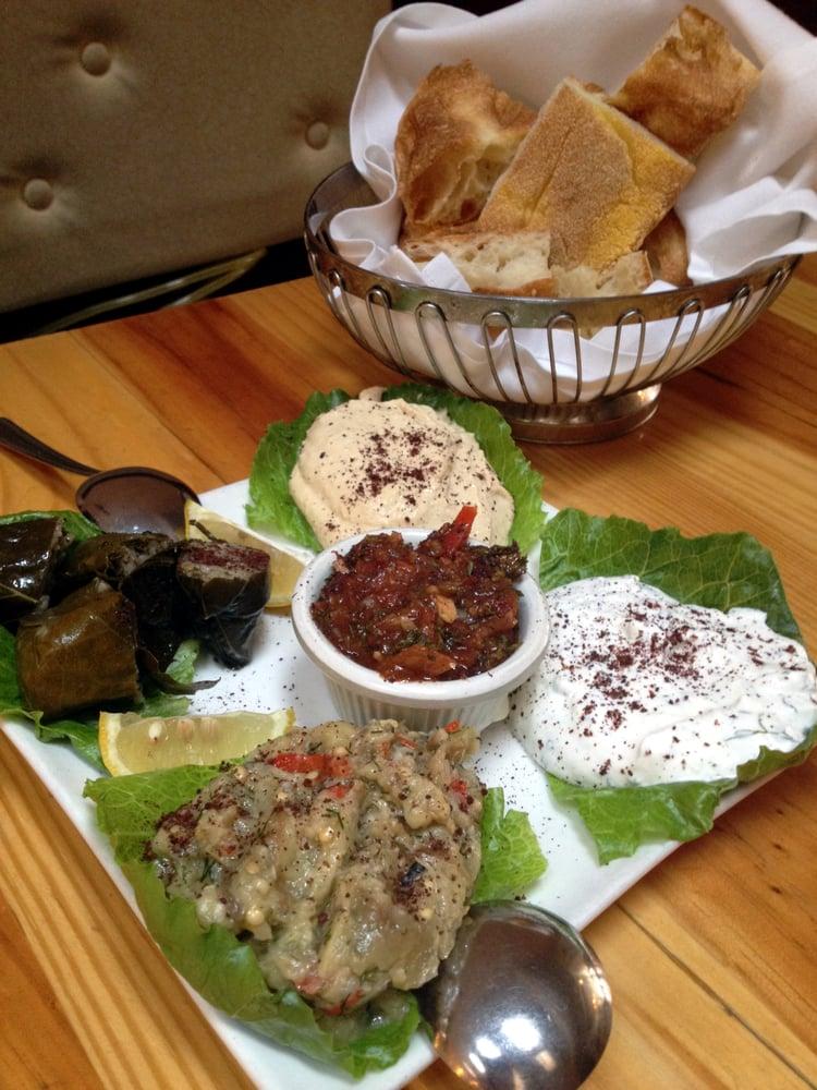 Anatolia mediterranean cuisine 113 foto cucina for Anatolia mediterranean cuisine menu