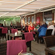 Cafe und Restaurant Seenot, Sylt, Schleswig-Holstein
