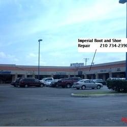 Imperial Boot & Shoe Repair logo