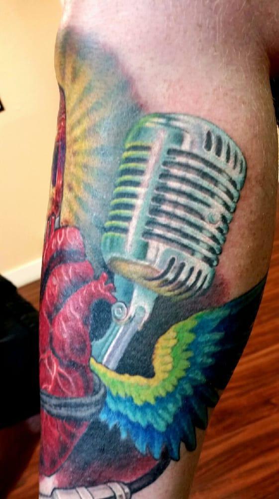 High spirits tattoo co tattoo fort lauderdale fl for Tattoo artist in fort lauderdale