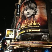 Les Misérables, London