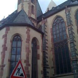 St. Leonhardskirche, Frankfurt, Hessen