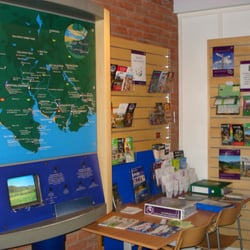 Dumfries & Galloway Information Centre, Dumfries