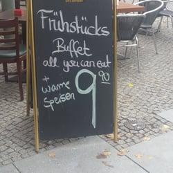 Das Buffet ist sehr zu empfehlen