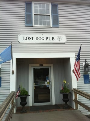 Lost Dog Pub Dennis Reviews