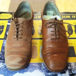 Cambridge Instant Shoe Repair - 16 Photos - Shoe Stores - Harvard