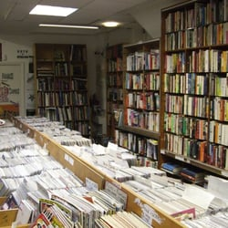 Book & Comic Exchange, London