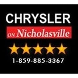 chrysler on nicholasville nicholasville ky united states the best. Cars Review. Best American Auto & Cars Review