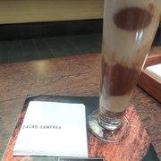 Horchata with ice cream