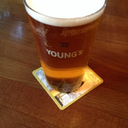 A delicious Young's Gold at the Bag O'…